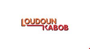 Loudoun Kabob logo
