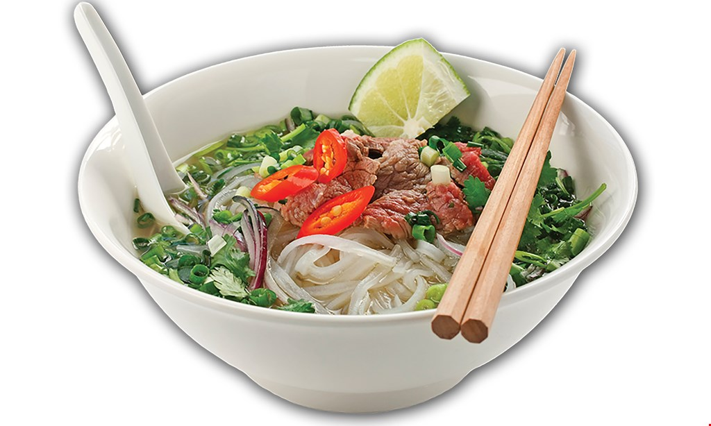 Product image for Pho King Vietnamese Restaurant - Decatur $10 OFF any purchase of $40 or more