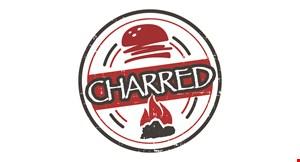 Charred Restaurant logo