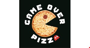 Game Over Pizza logo