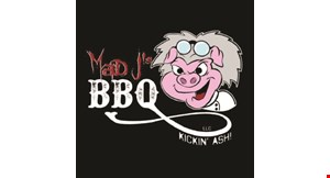 Product image for Mad J's BBQ $3 OFF any purchase of $15 or more