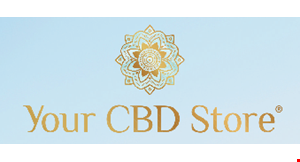Product image for Your CDB Store $20 OFF ANY PURCHASE OF $100 OR MORE