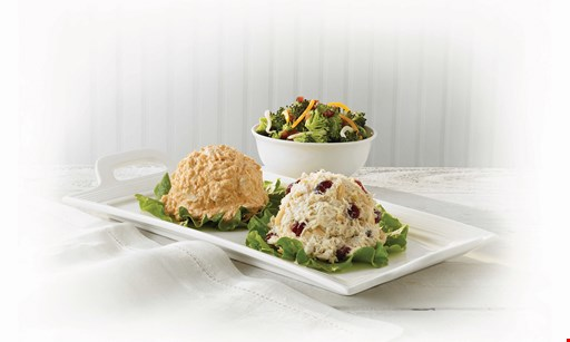 Product image for Chicken Salad Chick FREE Scoop of any flavor with the purchase of a Chick Special & a drink