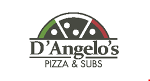 D'Angelo'S Pizza & Subs logo