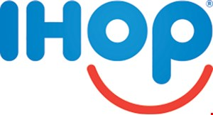Product image for IHOP free meal breakfast, lunch or dinner purchase any regularly priced menu entree & 2 beverages & receive a 2nd entree of equal or lesser value free