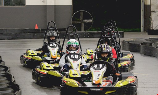Product image for Sykart Indoor Racing Center Free 10 minute race