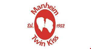 Manheim Twin Kiss logo