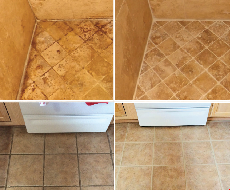 Product image for Orlando Grout Cleaning 30% off 2nd bathroom.