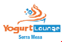 Yogurt Lounge - Serra Mesa logo