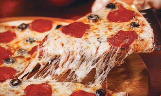 """Product image for Italian Village Pizza $19.99 The Big New Yorker 20""""- 12 Cut 2-Topping Pizza."""