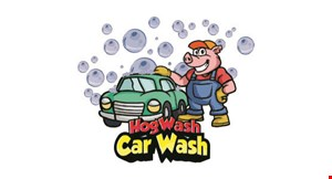 Hogwash Car Wash logo