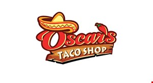 Product image for Oscar's Taco Shop $10 in food & drink on us!.