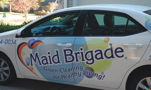 Product image for Maid Brigade SAVE $70 $30 off first visit - $25 off second visit $15 off third visit