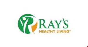 Ray's Healthy Living logo