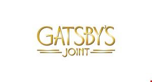Gatsby's Joint logo