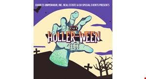 HOLLER-Ween Fest logo