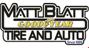 Matt Blatt Mitsubishi Glassboro logo