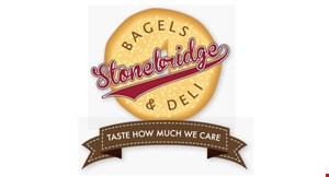 Stonebridge Bagels & Deli logo