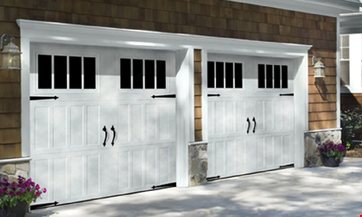 Product image for Hurricane Garage Doors & Services Atlanta starting at $699 Double Car Garage Door