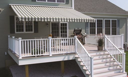 Product image for Awning Mart 5% Off the purchase of a complete motorized unit.