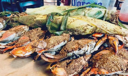 Product image for Conrad's Seafood Restaurant $5 off any purchase of $35 or more excludes crabs Sunday-Thursday only.