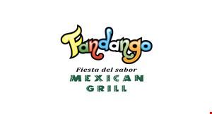 Fandango Mexican Grill logo