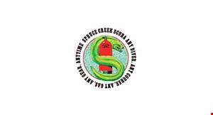 Spruce Creek Scuba logo