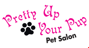 Pretty Up Your Pup logo