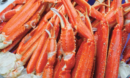 Product image for Seafood Sensation $10 OFF any purchase of $40 or more.