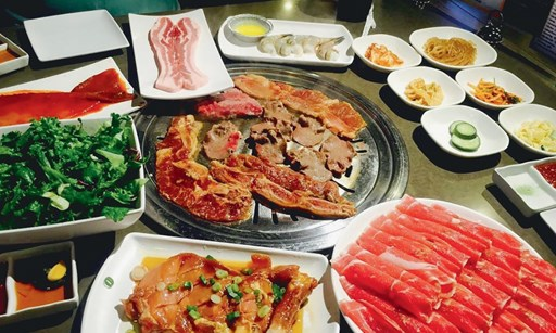 Product image for Wang Cho Korean BBQ 50% Off any 1 meal
