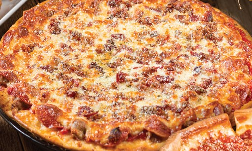Product image for Rosati's Pizza-Val Vista 10% OFF ANY ORDER EXCLUDES CATERING.