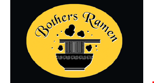 Product image for Brother's Ramen $15 For $30 Worth Of Japanese Dining