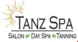 Tanz Spa logo