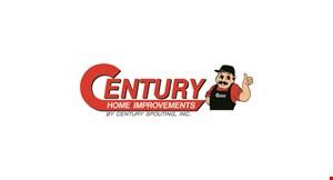Century Home Improvements logo