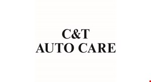Product image for C & T Auto Care 15% OFF for veterans.