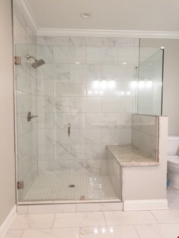 Product image for Absolute Showers & Glass $200 OFF any project over $1800 . $100 OFF any project over $1000 . $50 OFF any project over $500 . .