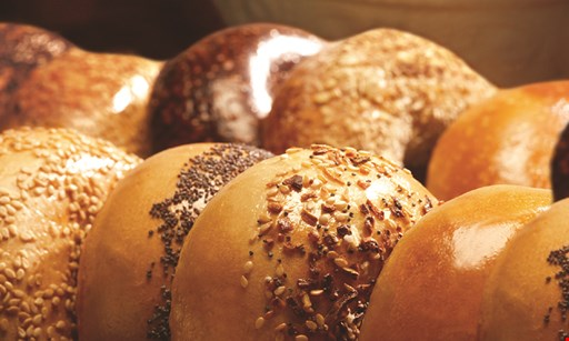 Product image for Bruegger's Bagels Free Bagel & Cream Cheese with any large beverage purchase