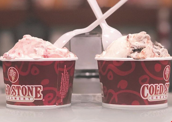 Product image for Cold Stone Creamery - Wildlight Village FREE plain waffle cone or bowl with purchase of ice cream.