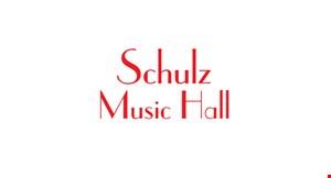 Schulz Music Hall logo