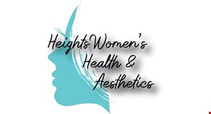 Product image for Heights Women's Health & Aesthetics Laser hair removal. $50 per treatment for small area. $125 per treatment for large area. 50% off laser Genesis skin revitalizing laser facial $125 a treatment. 50% off truSculpt body contouring through fat reduction treatments are $250 each