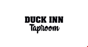 Product image for Duck Inn Taproom $10 off any purchase of $50 or more