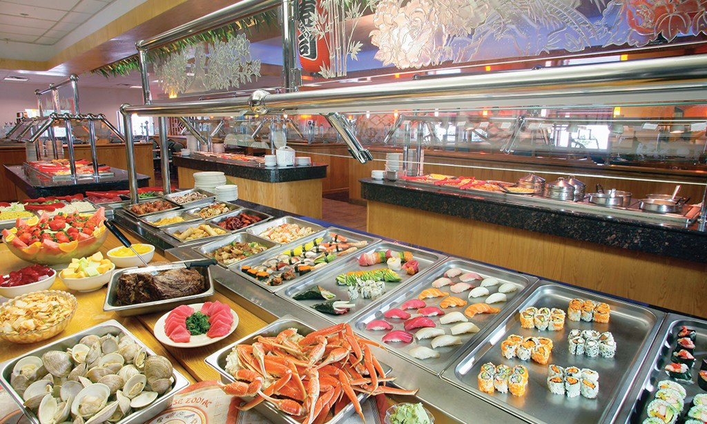 Product image for Mizumi Buffet 10% off DINNER PER ADULT.