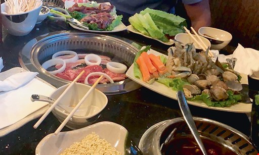 Product image for 88 Korean BBQ & Hot Pot 50% Off lunch or dinner. Buy 1, get 1 50% OFF. Dine-In Only. Limited to adult price only.Can only be used Mon thru Thurs