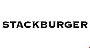 Stackburger logo