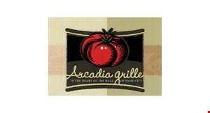 Arcadia Grille logo
