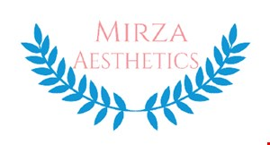Product image for Mirza Aesthetics 50%Off any service.