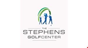 The Stephens Golf Center logo