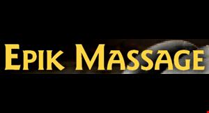 Epik Massage logo