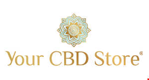 Product image for Your CBD Store - Fairfield 15% Off entire purchase.