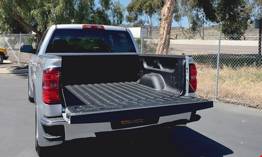 Product image for G & W Truck Accessories FREE Standard Installation with any Camper Shell purchase